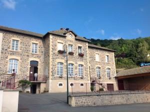 Vauxrenard - Beaujolais - Rhone - La Mairie